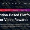 Verasityは次世代の動画プラットフォームを目指します
