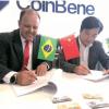 CoinBeneは、MasterCardと提携し、世界初のデジタル通貨取引によるクレジットカードを発行する運びとなりました。