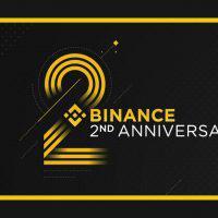 世界最大級の仮想通貨取引所・バイナンス 7月14日で設立2周年