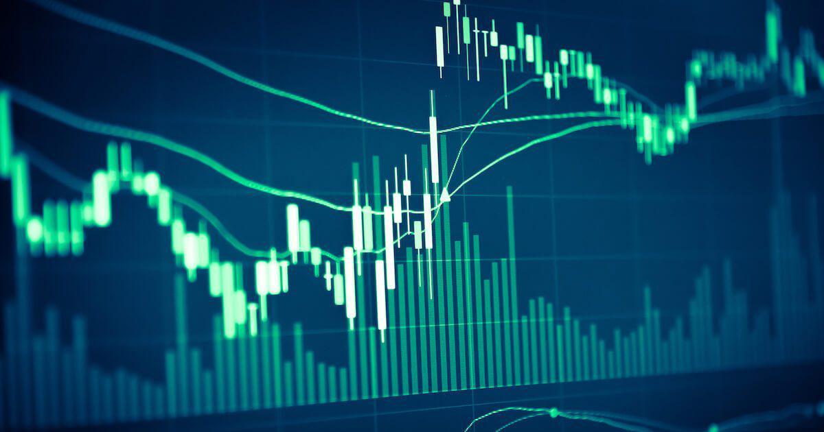 仮想 通貨 チャート 見方