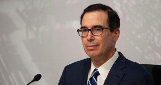 「ビットコインなどの仮想通貨が匿名銀行口座になることを阻止」米財務長官