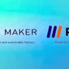 世界有数の分散型金融「DeFi」プロジェクトである 「MakerDAO」との協業を開始しました。