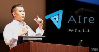 FINSUMでIFAがプロジェクトAIreを紹介