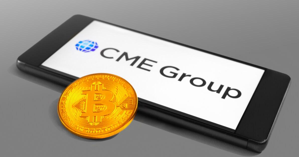 Bitcoin cme 1
