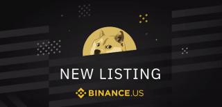 米国版バイナンス、柴犬ロゴの仮想通貨DOGE(ドージコイン)を新規上場 計20銘柄に