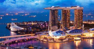 シンガポール、仮想通貨のデリバティブ取引解禁へ 金融取引所で先物上場を可能に