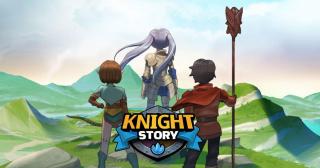 「EOS Knights」を生み出したBiscuit社が 運営する「Knight Story」が日本で人気に