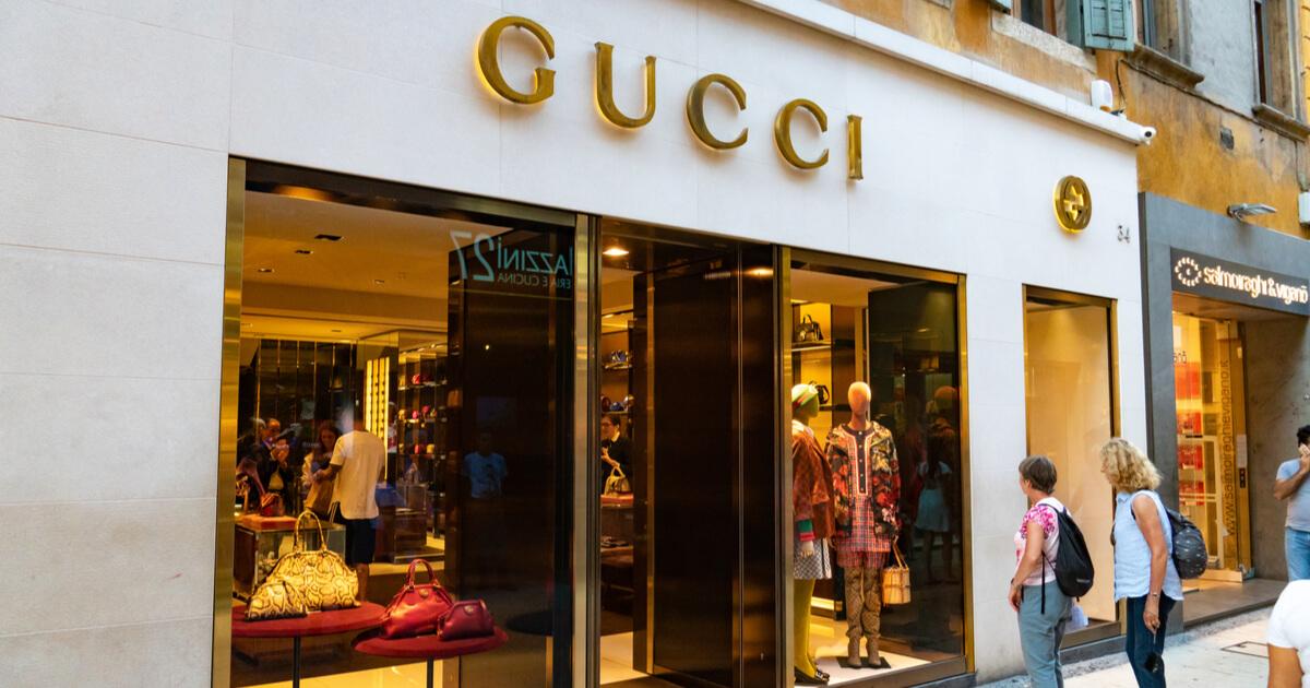 Gucci blockchain