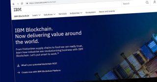 米IBM、金融取引を記録する「自己認識仮想通貨」の特許取得