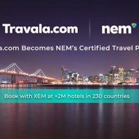 仮想通貨のホテル予約サイト、ネム(XEM)に新規対応