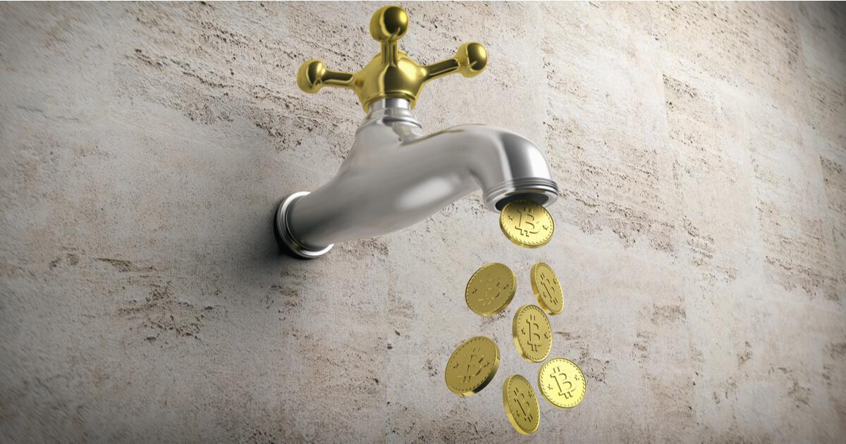 Bitcoin flow investors