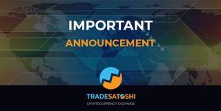 海外の小規模仮想通貨取引所「Trade Satoshi」、資金難により閉鎖