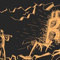 米ナスダック上場の仮想通貨マイニング企業株価が高騰、ビットコインのパフォーマンス上回る