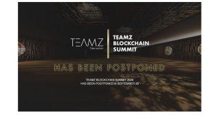 日本最大規模のグローバルブロックチェーンカンファレンス 「TEAMZブロックチェーンサミット」新型コロナウイルスの影響により開催延期