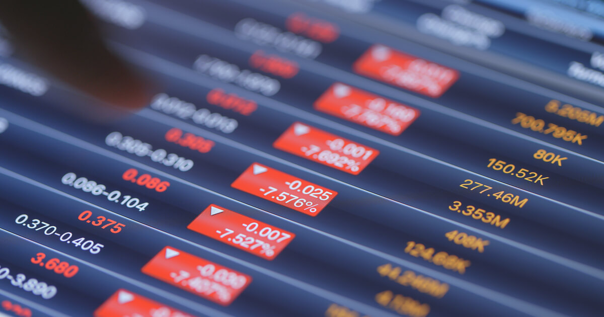 著名アナリストが過去データから、仮想通貨ビットコインと米株市場の分析