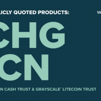 ビットコインキャッシュとライトコインの仮想通貨投資信託、米証券預託機関が認可=グレースケール