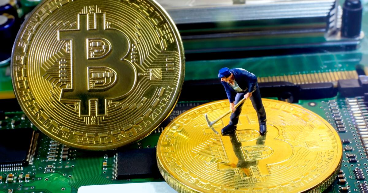 ビットコインの難易度調整