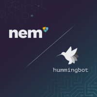 仮想通貨ネム、Hummingbotとの提携で流動性マイニング提供へ SymbolのXYMにも対応予定