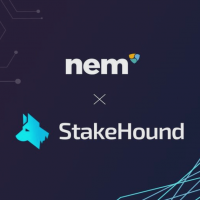 「新たなユースケースを」StakeHoundとの提携で仮想通貨ネム(XEM)をDeFiで活用
