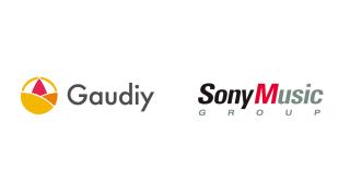 Gaudiyがソニー・ミュージックエンタテインメントと業務提携。