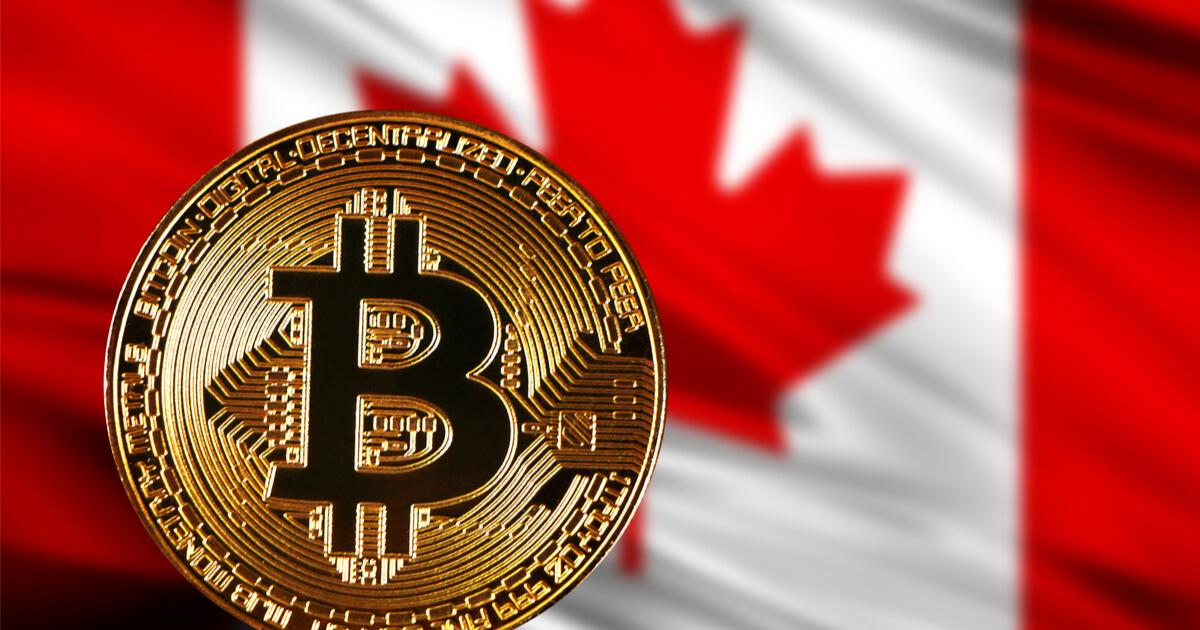 カナダビットコイン