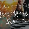 NEMTUS 3.11 東日本大震災復興支援寄付プロジェクト開催のお知らせ