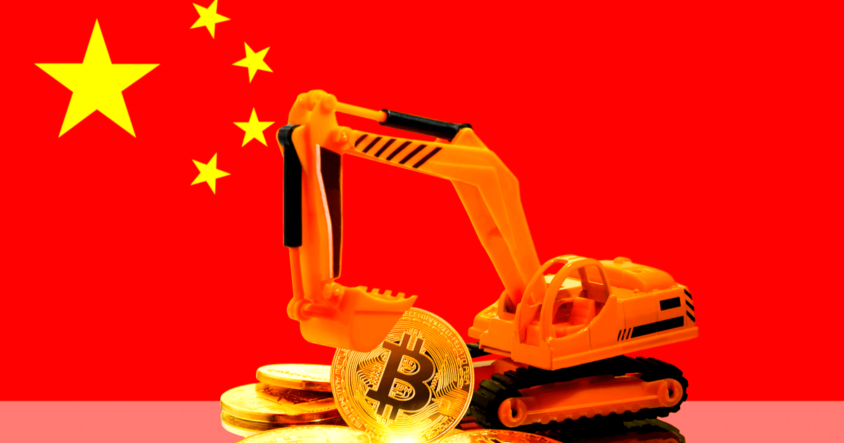 China carbon free bitcoin